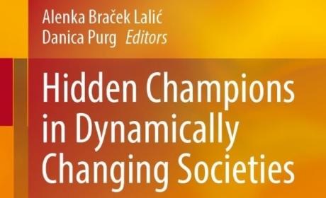 Odborníci z FMV publikovali kapitolu v knize Hidden Champions in Dynamically Changing Societies