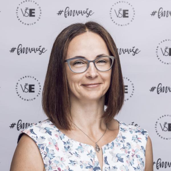 doc. Ing. Mgr. Radka Druláková, Ph.D., proděkanka pro vědu a doktorské studium