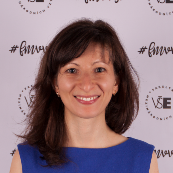 Ing. Cristina Procházková Ilinitchi, Ph.D.