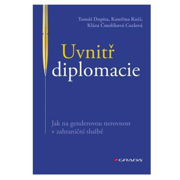 Uvnitř diplomacie. Jak na genderovou nerovnost v diplomatické službě.