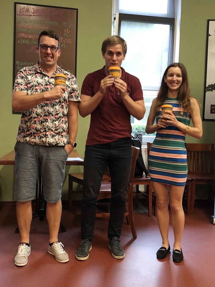 FMV Alumni Club uspořádal první absolventský kvíz