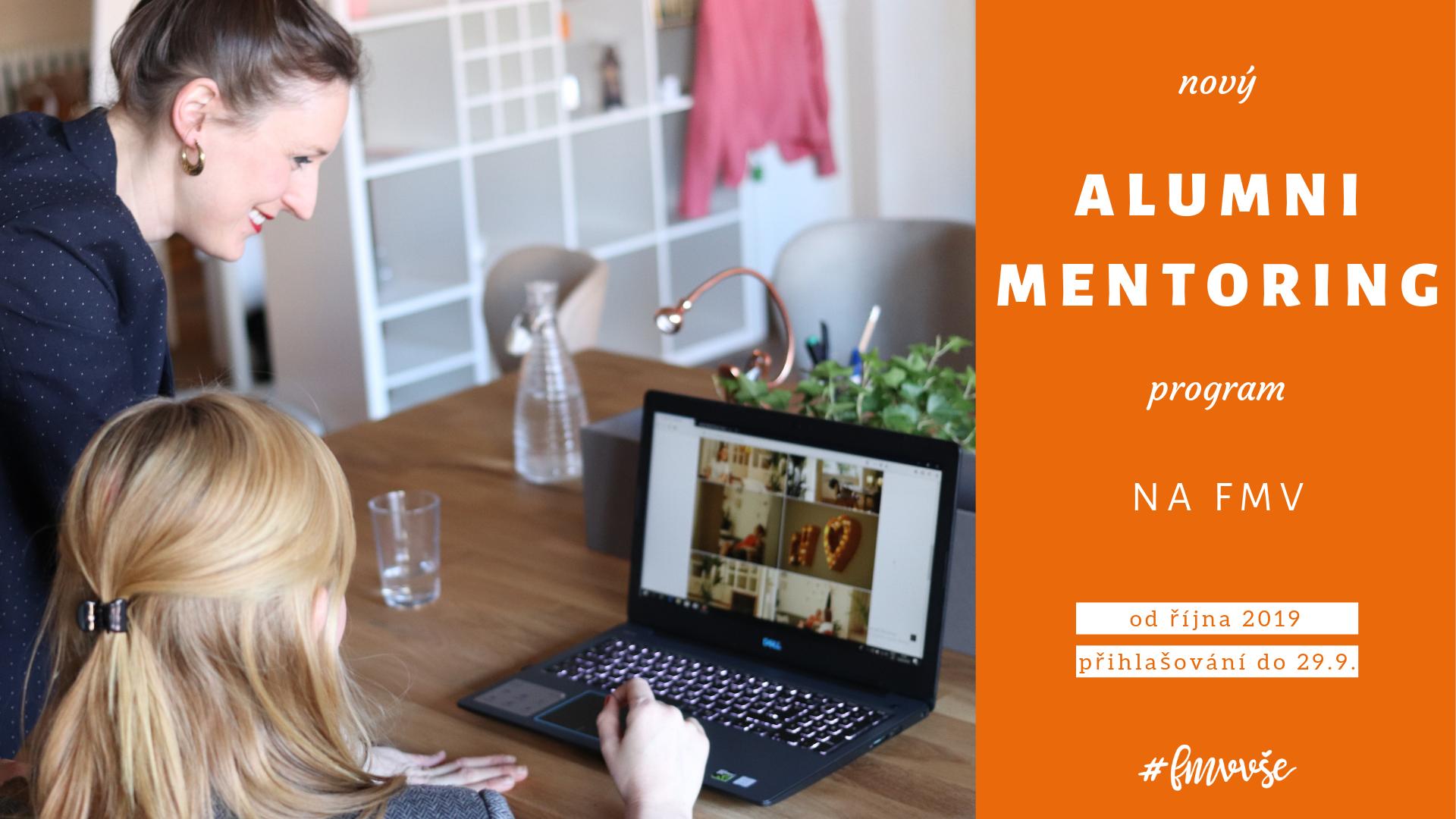 FMV zahajuje nový Alumni mentoring program