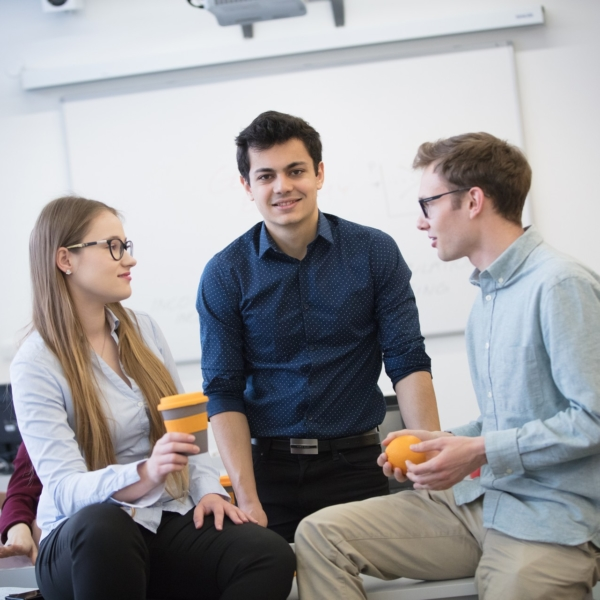 Studentský mentoring
