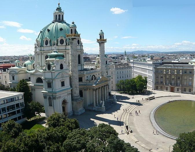 1. Vídeň – stáž na velvyslanectví & 2. MZV ČR – stáž v odboru ekonomické diplomacie