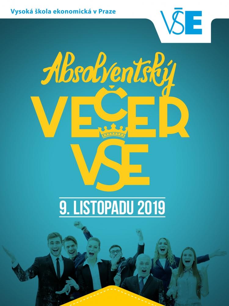 Absolventský večer VŠE 2019 /9.11./
