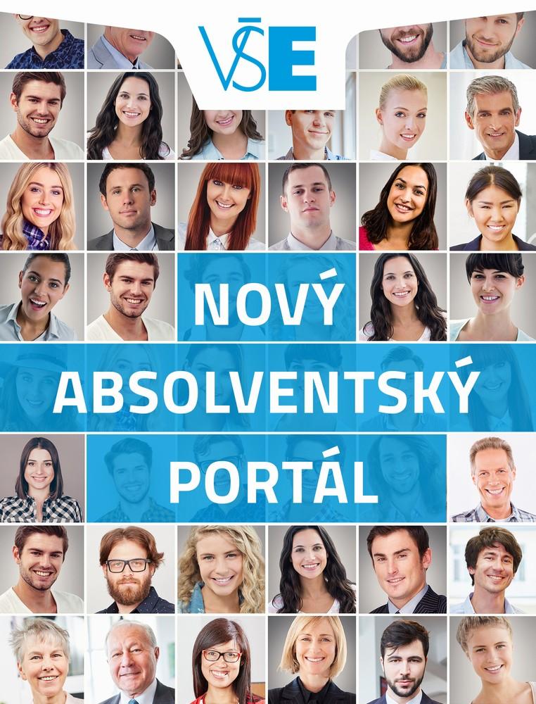 VŠE spouští nový absolventský portál! Spojit se s absolventy mohou i studenti a učitelé.