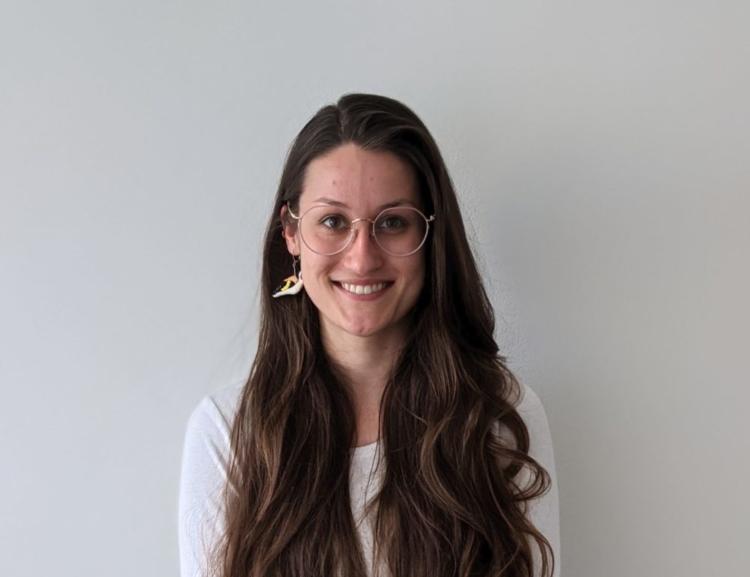 Studentka FMV Natálie Češková vystoupila v debatě na NGO Market 2021