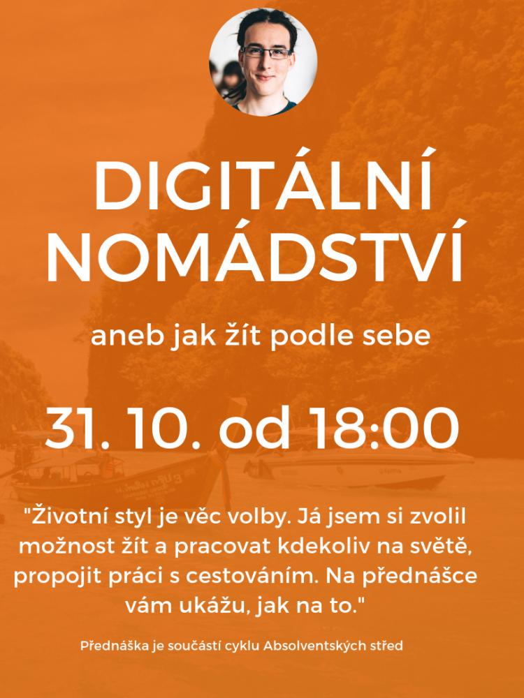 Digitální nomádství aneb jak žít podle sebe