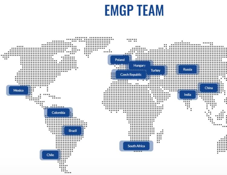 FMV se podílí na projektu Emerging Markets Global Players Kolumbijské univerzity