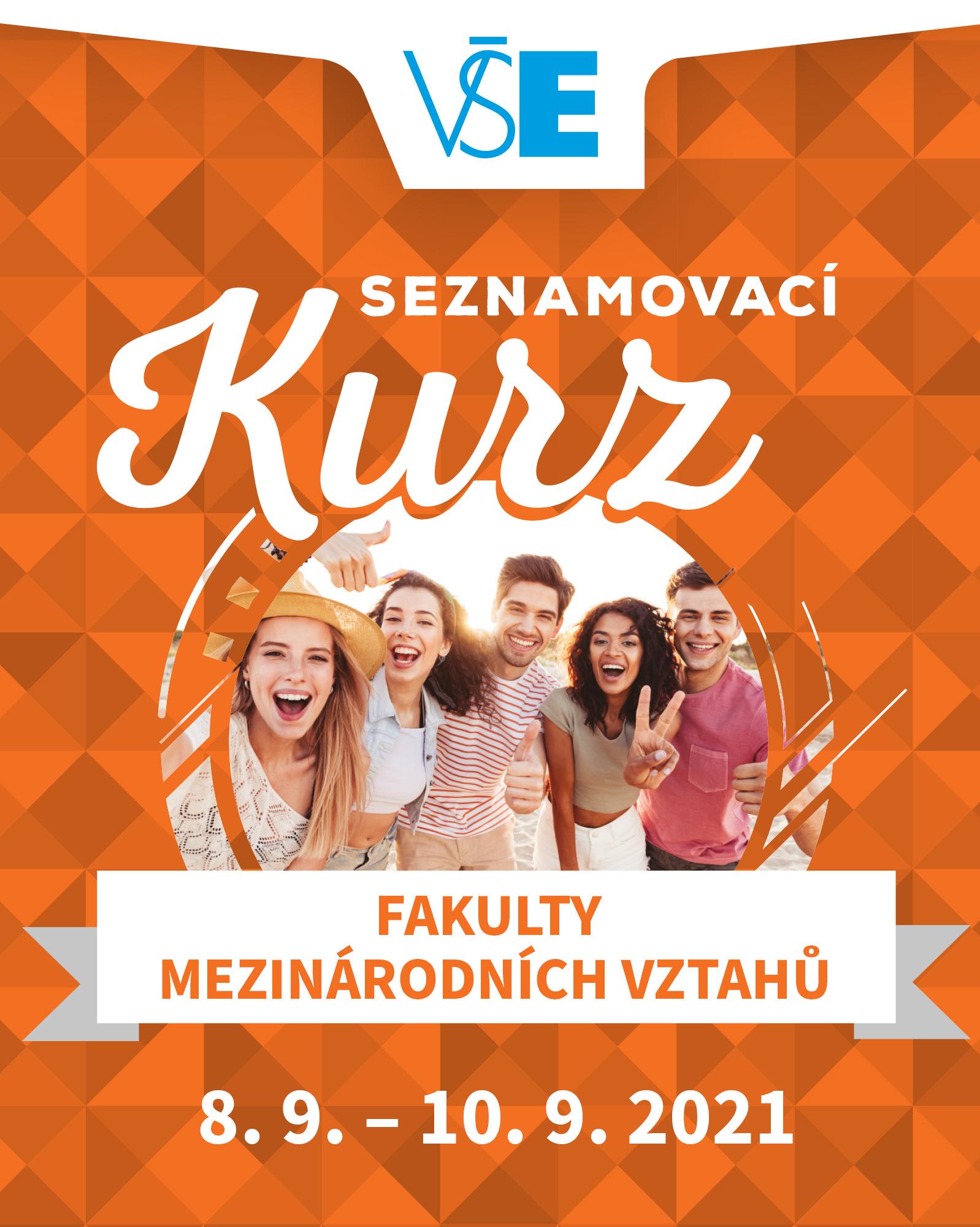 Seznamovací kurz pro studenty 1. ročníku /8.-10.9./