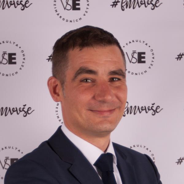 Petr Král, vedoucí Katedry mezinárodního podnikání