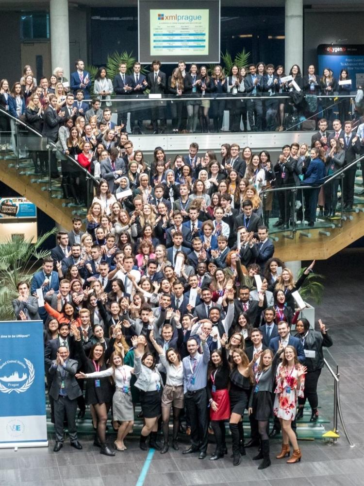 Další úspěšná konference Prague MUN je za námi!
