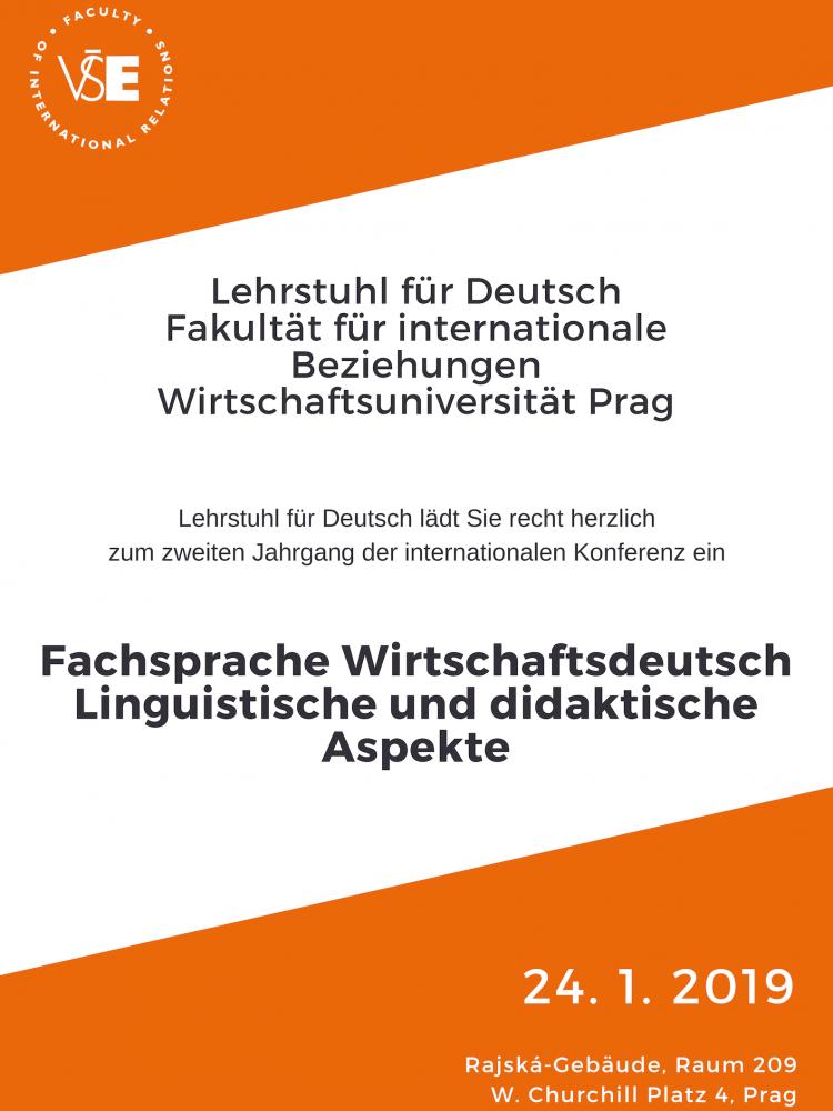 Katedra německého jazyka uspořádala již 2. ročník úspěšné lingvistické konference