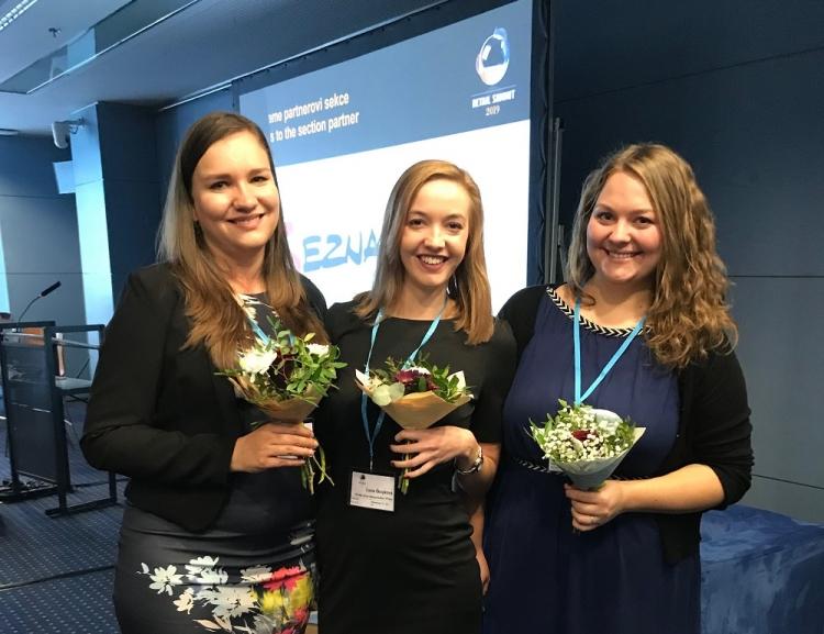 Studenti z FMV úspěšně reprezentovali školu na konferenci Retail summit 2019