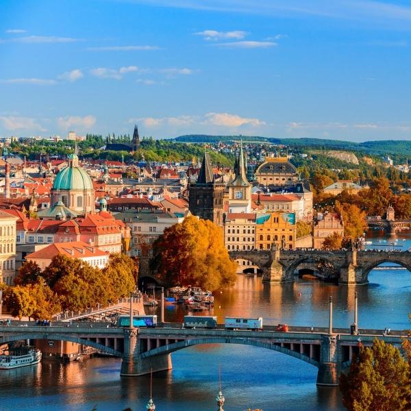 Život v Praze
