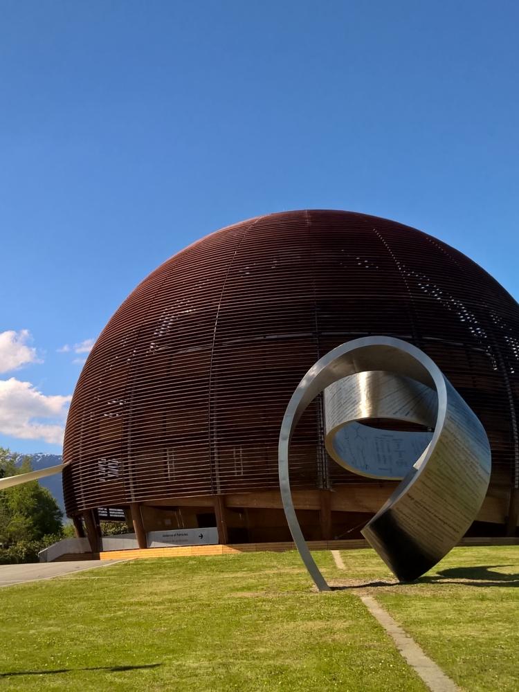 Stáže v CERN v oblasti business and administration – finanční podpora MŠMT