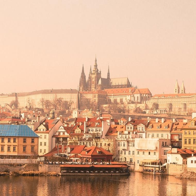 Studium v Praze
