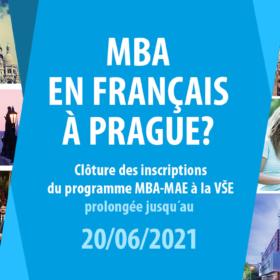Studuj paralelně poslední ročník FMV s MBA programem IFTG a získej stipendium! /přihlášky do 27. 6./