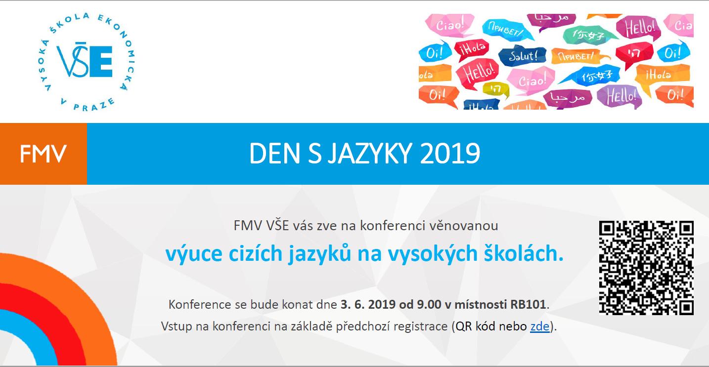 Den s jazyky 2019 /3.6./